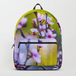 """The Mind Replays What the Heart Can't Delete"" Backpack"