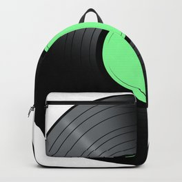 Music Record Backpack