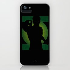 SuperHeroes Shadows : Green Lantern iPhone (5, 5s) Slim Case