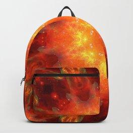 Solar Energy Portal Mandala Backpack