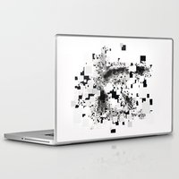 leonardo Laptop & iPad Skins featuring Leonardo Inside by JuanOsborne
