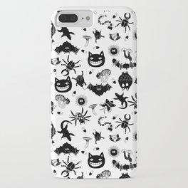 Ghibli creatures iPhone Case