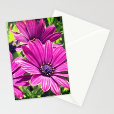 Flower Power 6 Stationery Cards