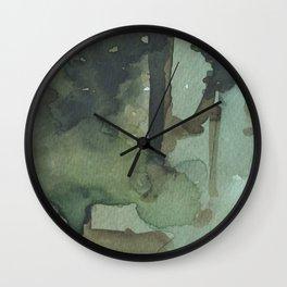 Colors#5 Wall Clock