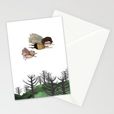 Someone to be super with Stationery Cards