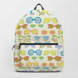Summer sunglasses Backpack