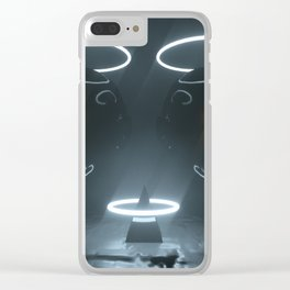 GARDEE ANNE'S Clear iPhone Case