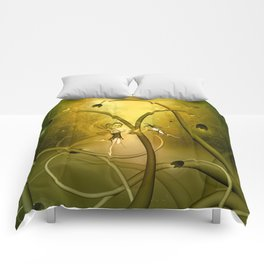The little fairy and the dragon Comforters