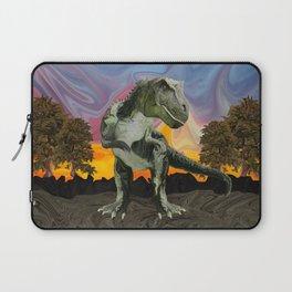 Tyrannosaurus Rex at the Twilight Hour Laptop Sleeve