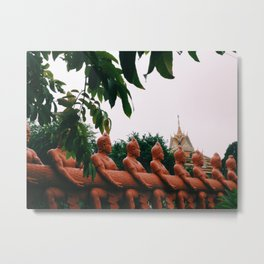 from under this tree Metal Print