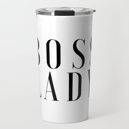 inspirational artwork for office. boss lady printable poster office art decor girls room  inspirational wall prin travel mug by typohouseart | society6 inspirational artwork for office l
