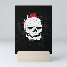 PUNKNATOR Mini Art Print