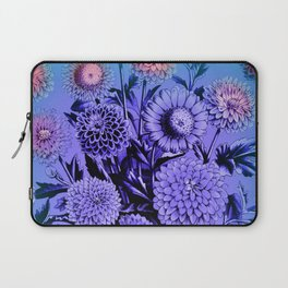 Blue Mums Laptop Sleeve