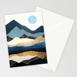 Reflect Hills Stationery Cards
