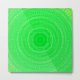 Tapestry Modern mandala #society6 #decor #buyart #artprint Metal Print