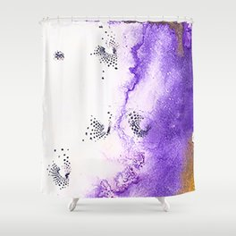 P160 Shower Curtain