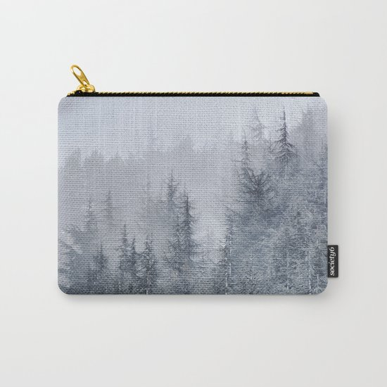 Early moorning... Into the woods Carry-All Pouch