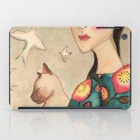 la iPad Cases featuring la reverie by sylvie demers