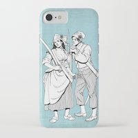 pirates iPhone & iPod Cases featuring Pirates by Art of Tom Tierney