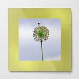 bee nice: gold variations Metal Print