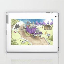 Monster Ride Laptop & iPad Skin