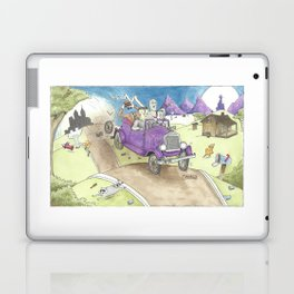 Monster Ride Laptop & iPad Skin