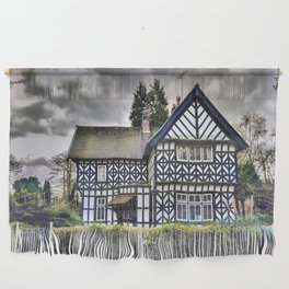 Tudor Home Wall Hanging
