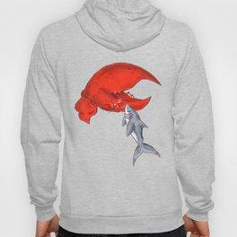 Great White Lobstah Lovah Hoody