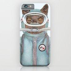Scuba Cat iPhone 6s Slim Case