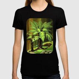 Tree Ferns Darwin T-shirt