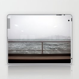 Ship in Mist Laptop & iPad Skin