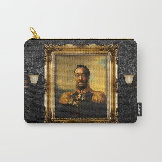 will.i.am - replaceface Carry-All Pouch