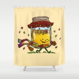 Fall Jam Shower Curtain