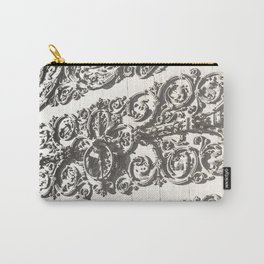 Doorway - Notre Dame Cathedral, Paris, France 2015 Carry-All Pouch
