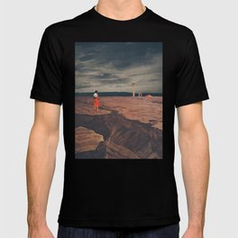 Across The History T-shirt