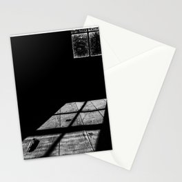 Shadows in the cabin Stationery Cards