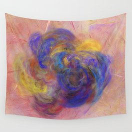 Love of Colours Wall Tapestry