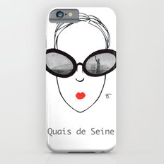 A Few Parisians: Quais de Seine iPhone 6s Slim Case