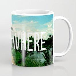 GO SOMEWHERE Coffee Mug