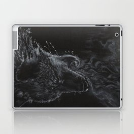 Wolf - The Uneasy Chill Laptop & iPad Skin