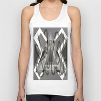 stay gold Tank Tops featuring Stay Gold by Anna Hanse