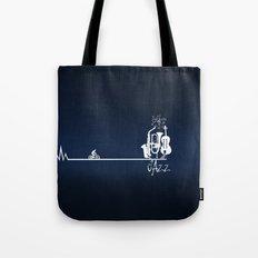 Jazz civilization Tote Bag
