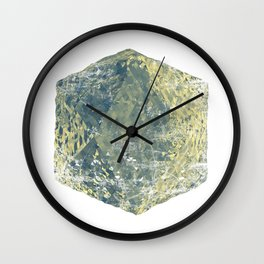 Platonic Wall Clock