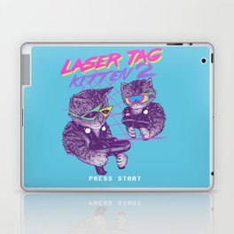 Laser Tag Kitten 2 Laptop & iPad Skin