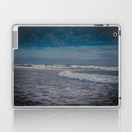 Gold Coast Beach Swim Laptop & iPad Skin