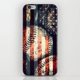 America's game iPhone Skin
