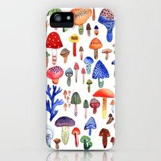 Magic Mushrooms iPhone SE Slim Case