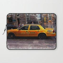 World War Z Taxi Cab Laptop Sleeve