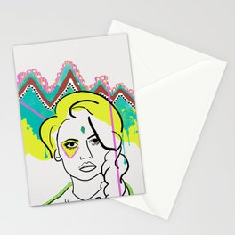 Nuclear Season Stationery Cards