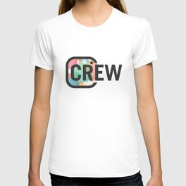 CR Crew Logo T-shirt